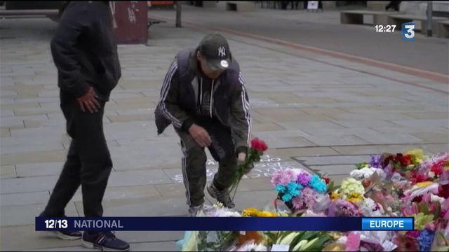 Attentat à Manchester : la ville anglaise encore sous le choc