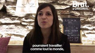 VIDEO. À Nantes, un restaurant embauche des personnes porteuses de trisomie 21 (BRUT)