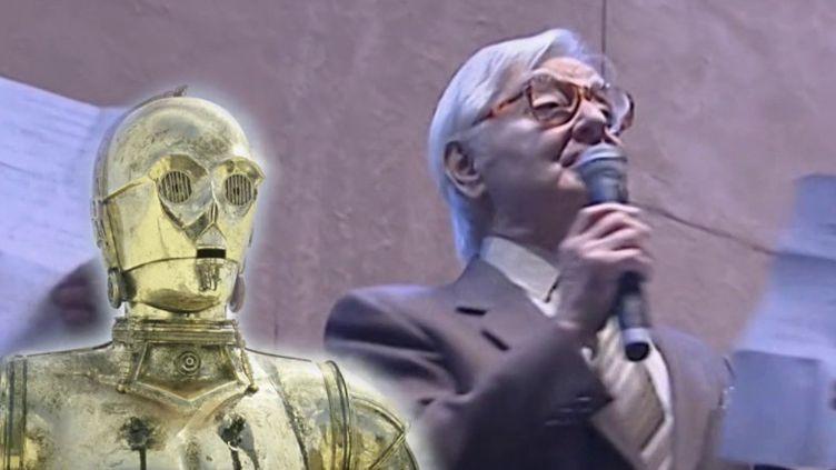 Roger Carel, l'homme aux mille voix, est décédé (Capture d'écran France 2)