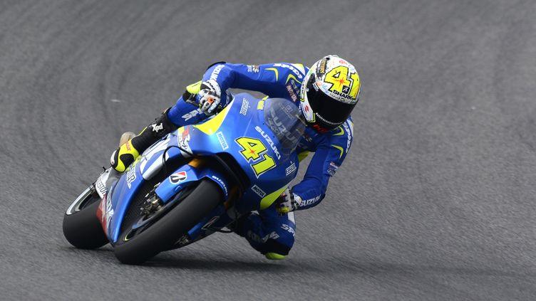 Aleix Espargaro (Suzuki) (JOSE BRETON / NURPHOTO)
