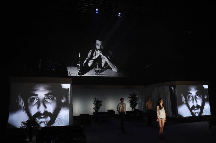 Vidéo, musique et effets sonores  (Boris Horvat/AFP)