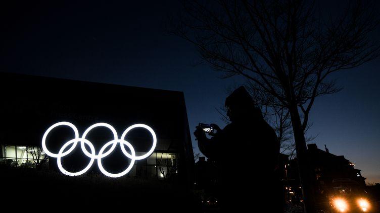 Les smartphones provoquent des tensions à Pyeongchang (ALEXEY FILIPPOV / SPUTNIK)