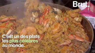 VIDEO. On vous raconte l'histoire de la paella (BRUT)