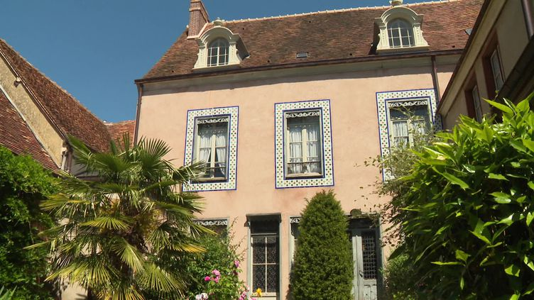 La maison de Tante Léonie -Musée Marcel Proust à Illiers-Combray (Eure-et-Loir). (V. Logereau / France Télévisions)