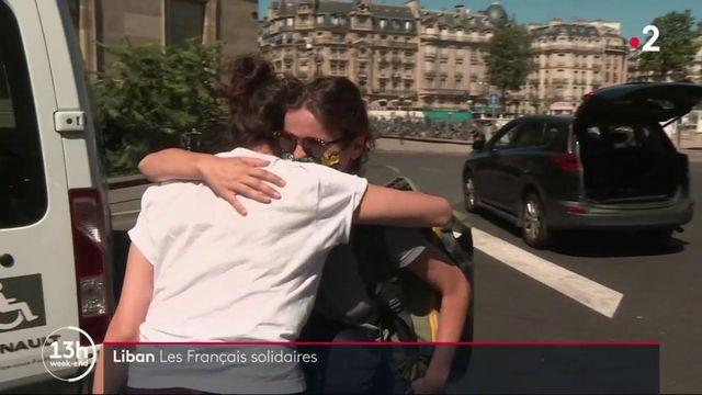 Liban : des Français solidaires