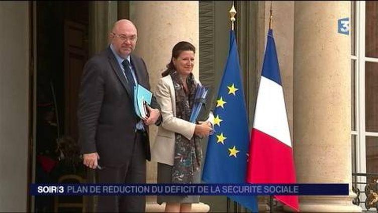 Agnès Buzyn, la ministre de la Santé. (FRANCE 3)