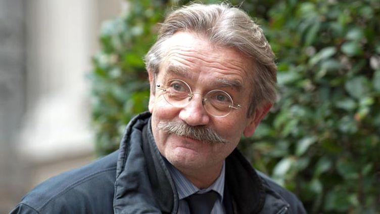 (Frédéric Thiriez, le président de la LPF © MEUNIER AURELIEN/SIPA)