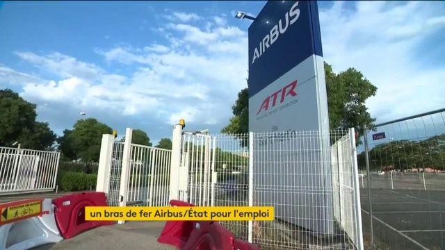 Emploi : le gouvernement exige plus d'efforts pour moins licencier à Airbus