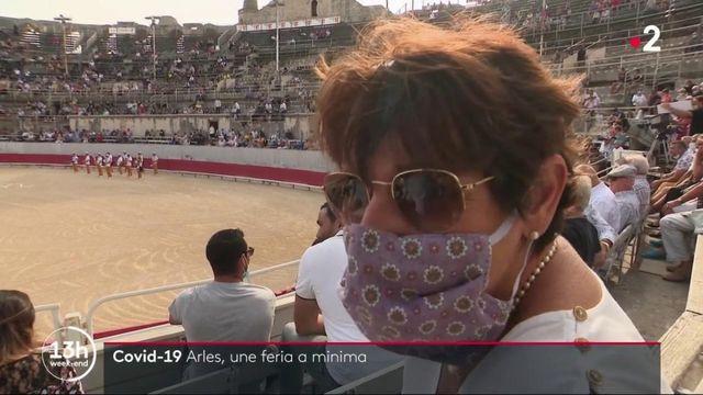 Arles : une feria a minima à cause du coronavirus