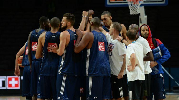 La France, championne d'Europe en titre, va tenter de passer l'obstacle turc ce samedi