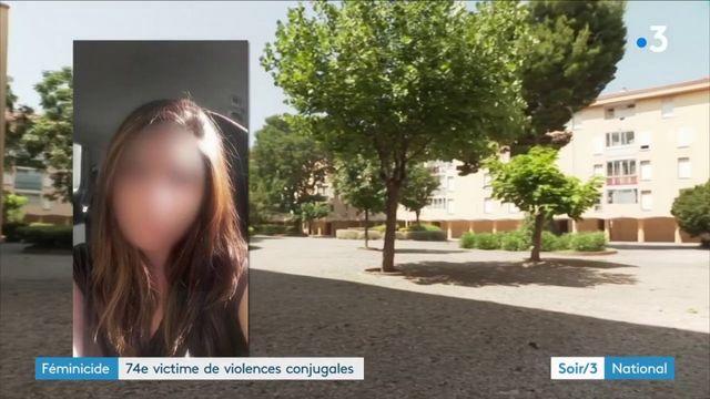 Féminicide : 74e victime de violences conjugales