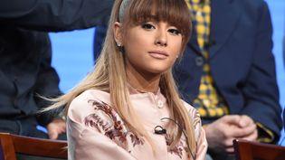 La chanteuse américaine Ariana Grande à Beverly Hills(Californie, Etats-Unis), le 2 août 2016. (PHIL MCCARTEN / REUTERS)