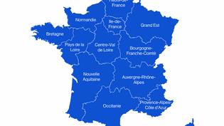 """La région Aquitaine-Limousin-Poitou-Charentes a étérebaptisée """"Nouvelle Aquitaine"""" lundi 27 juin. (NICOLAS ENAULT)"""