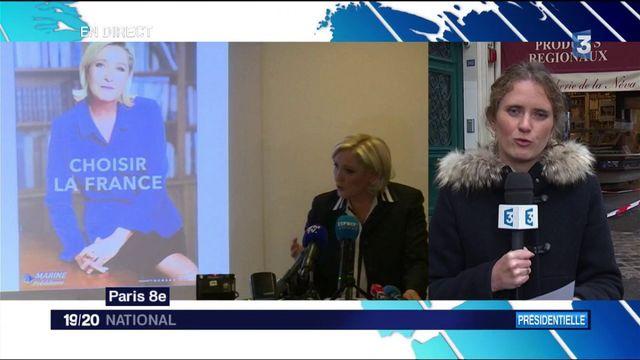 Présidentielle : la stratégie de Marine Le Pen pour le débat de l'entre-deux-tours