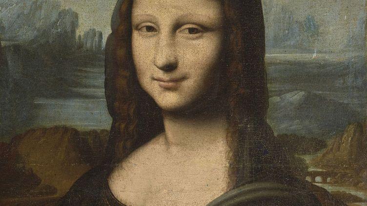 """Ecole italienne du début du XVIIe siècle, suiveur de Léonard de Vinci, """"La Mona Lisa Hekking"""", huile sur toile, estimation : 200 000-300 000 € (© Christie's Images Ltd, 2021)"""