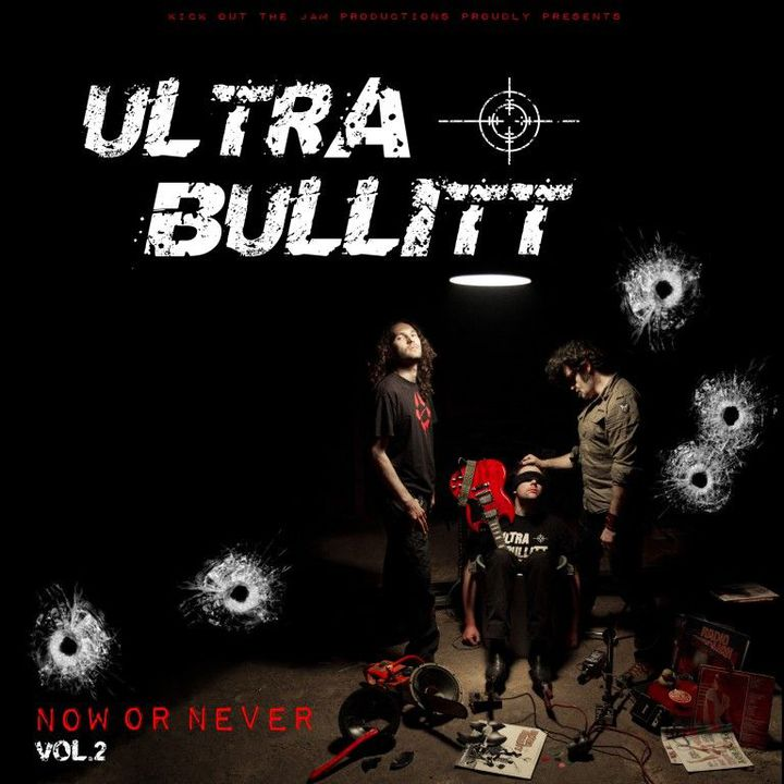 """Now or never"" le dernier album du groupe Ultra Bullitt  (DR)"