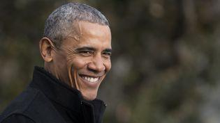 Le président américain Barack Obama à Washington le 7 janvier 2017.  (Shawn Thew / DPA )