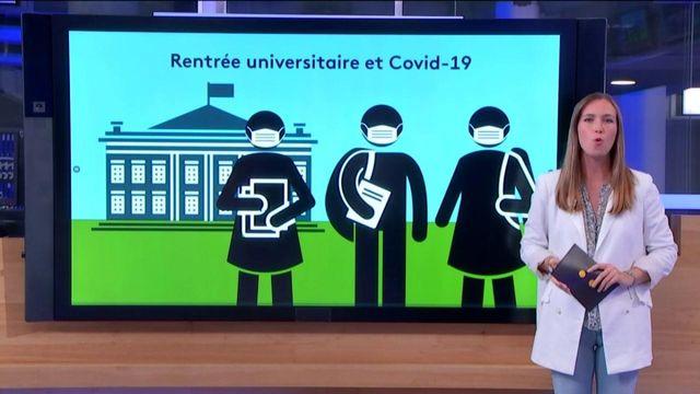 Coronavirus : une rentrée complexe pour les universités