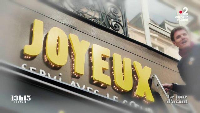 """VIDEO. """"On pense que le travail est un trésor qui doit être accessible à tous"""" : le fondateur de la chaîne Café Joyeux"""
