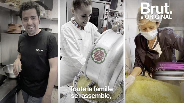 VIDEO. Les secrets d'un bon couscous (BRUT)