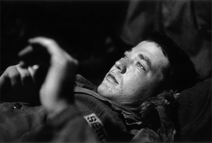 "Dave Heath : ""Sesco, Corée"", 1953-1954  (Dave Heath / Collection Archive of Modern Conflict, courtesy Howard Greenberg Gallery, New York, et Stephen Bulger Gallery, Toronto)"