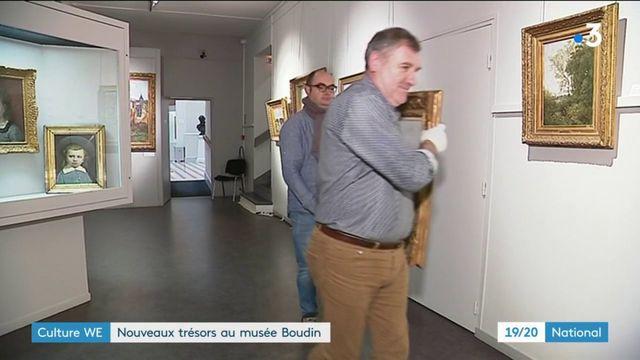 Art : les nouveaux trésors du musée Boudin