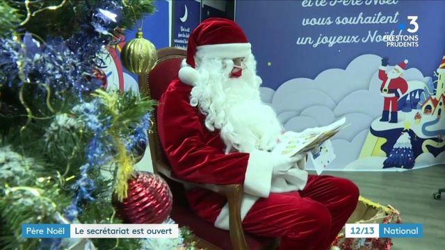 Noël : le secrétariat du Père Noël est officiellement ouvert