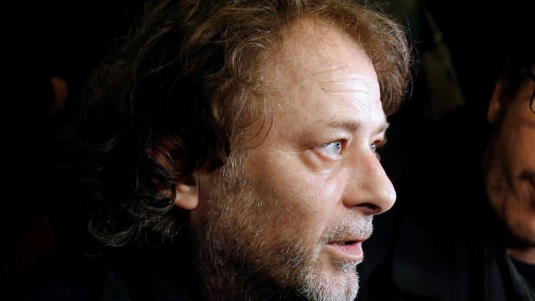 Christophe Ruggia, le 21 octobre 2015. (FRANCOIS GUILLOT / AFP)