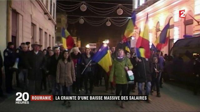 Roumanie : le gouvernement annonce une baisse drastique des salaires