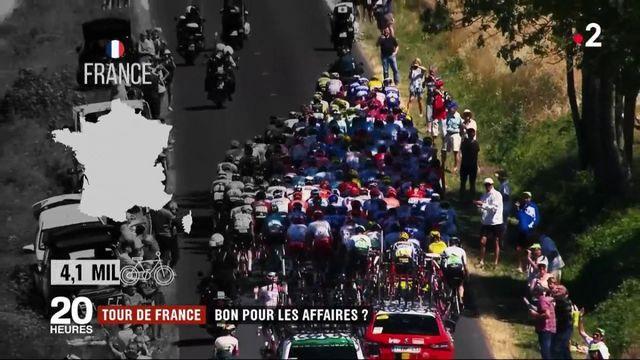 Tour de France : les sponsors, grands gagnants de la course ?