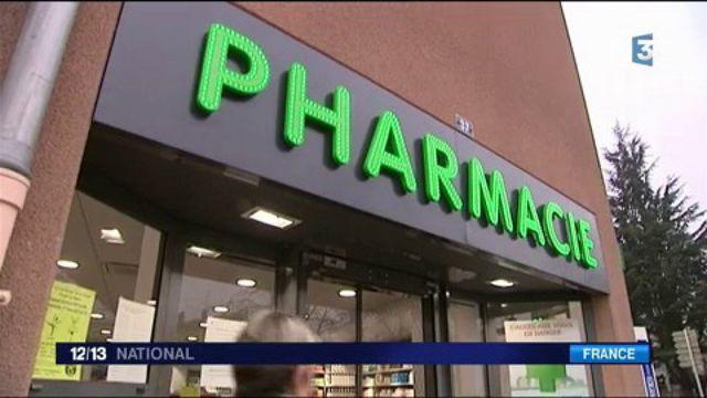 Pharmacies : manifestation contre les fermetures d'officines