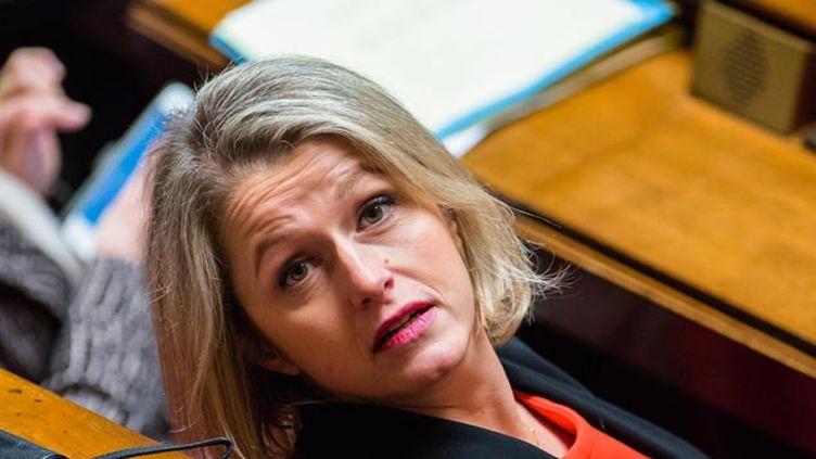 (Barbara Pompili, la secrétaire d'Etat chargée de la Biodiversité © maxPPP)