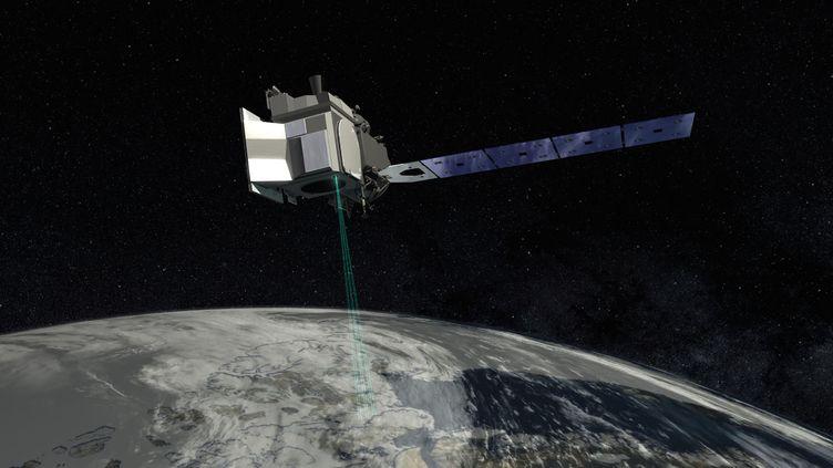Le lancement du laser ICESat-2 par la Nasa doit s'effecer depuis la base Vandenberg de l'US Air Force, en Californie (Etats-Unis), le 15 septembre 2018. (NASA / AFP)