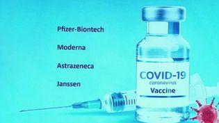 Vaccins contre le Covid-19 : quelles sont leurs spécificités ? (FRANCE 2)