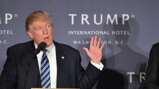 Donald Trump, le 26 octobre 2016 (MANDEL NGAN / AFP)