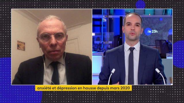 Depuis le début de la pandémie de Covid-19, l'anxiété et la dépression augmentent en France