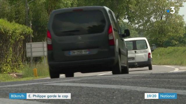 Limitation à 80 km/h : un désaccord au sein du gouvernement ?