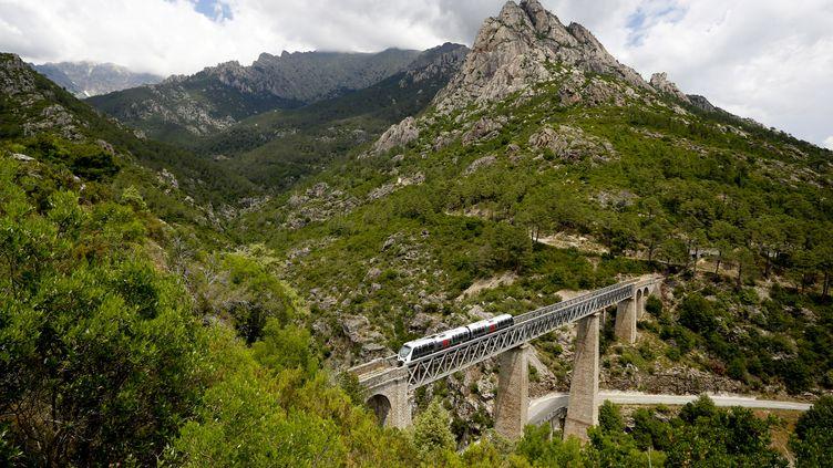 """Selon un rapport publié par le ministère des Transports, 7% des ponts français présenteraient des """"dommages sérieux"""". (PASCAL POCHARD-CASABIANCA / AFP)"""