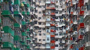 """Michael Wolf """"Architecture of Density, 2005-2009"""". Avec l'aimable autorisation de l'artiste  (Michael Wolf / Rencontres d'Arles)"""