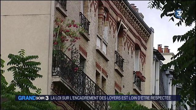 Logement : des loyers mal encadrés à Paris et Lille