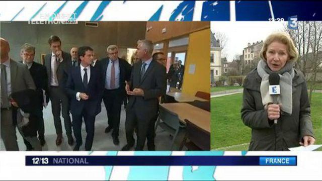 Primaire de la gauche : la voie est libre pour Manuel Valls