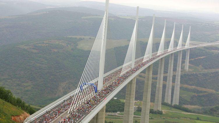 Lors de la course du viaduc en 2007.  (SPORT EVASION/VO2 MAGAZI/AP/SIPA)