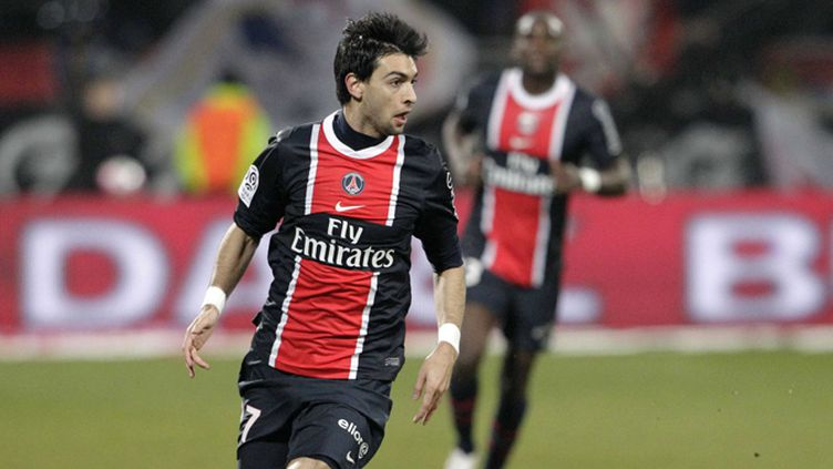 Javier Pastore. (FAYOLLE PASCAL/SIPA)