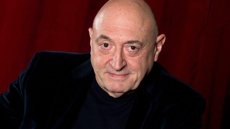 L'humoriste Guy Montagné, photographié en janvier 2012. (NIVIERE / DELALANDE RAYMOND / SIPA)
