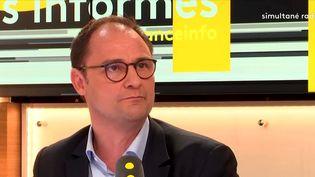Éric Delannoy, économiste et président fondateur du cabinet Tenzing Conseil. (FRANCEINFO)