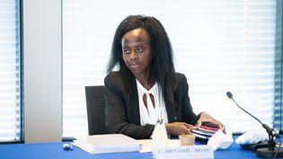 Carole Bienaimé Besse, membre du CSA. (CHRISTOPHE MORIN / MAXPPP)