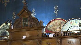 Musée de l'éventail. (Capture d'écran France 3)