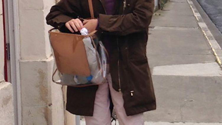 Photo non datée de Tiphaine Véron communiquée par sa soeur, Sybille Véron. La jeune femme est portée disparue depuis le 29 juillet au Japon. (HANDOUT / COURTESY OF SIBYLLE VERON)