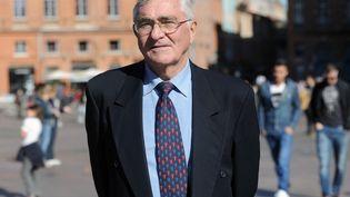 Le candidat FN à Toulouse, Serge Laroze, le 31 octobre 2013. (ERIC CABANIS / AFP)