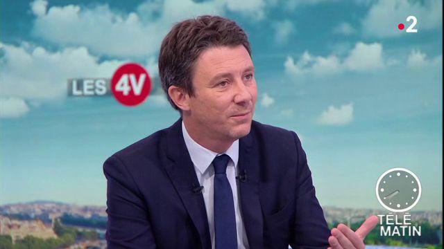 """Prix des carburants : """"Nous maintenons le cap sur la transition écologique"""", affirme Benjamin Griveaux"""